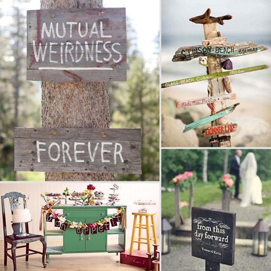 Creative Wedding Signs Previous 1 34 Next