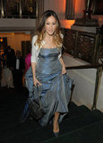 Sarah Jessica Parker at the the Carnegie Hall Medal of Excellence gala at NYC's Waldorf-Astoria.