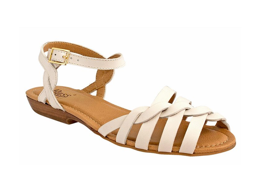 Every style-setter needs a classic pair of white flat sandals to complement her Summer basics. GH Bass Shoes Clementine Flats ($69)