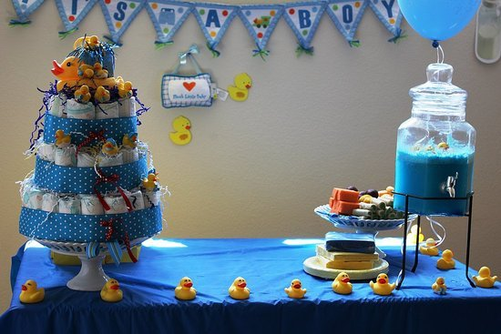 A Rubber Ducky Theme