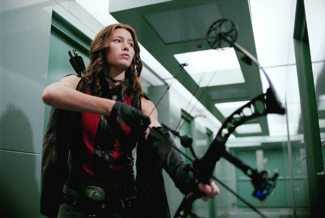 Abigail Whistler, Blade: Trinity