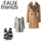 Five of the Best Faux Fur Jackets, Coats and Vests to Buy Online Now: Portmans, Sportsgirl, Forever New & more!