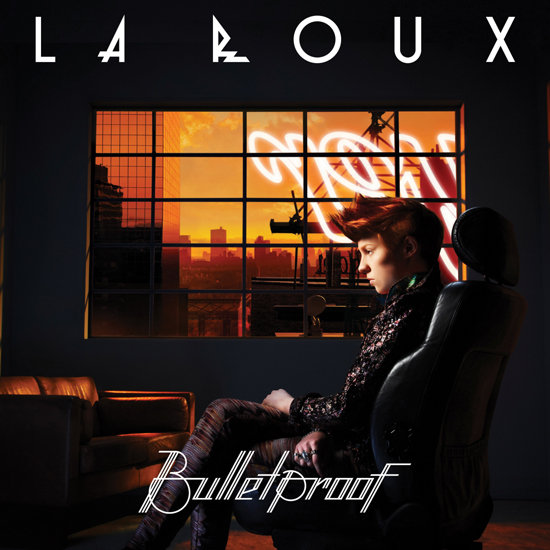 """Bulletproof"" by La Roux"