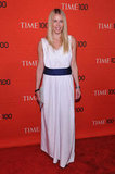 Chelsea Handler posed on the red carpet of the Time 100 gala in NYC.
