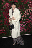 Liv Tyler arrived at the Chanel dinner party at the 2012 Tribeca Film Festival.