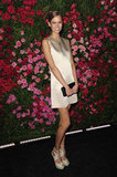 Karlie Kloss attended the Chanel dinner party at the 2012 Tribeca Film Festival.