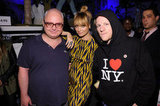 Nicole Richie Celebrates Fashion Star's Stylish Success in NYC