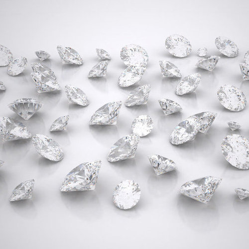 Man-Made Diamonds vs. Real Diamonds