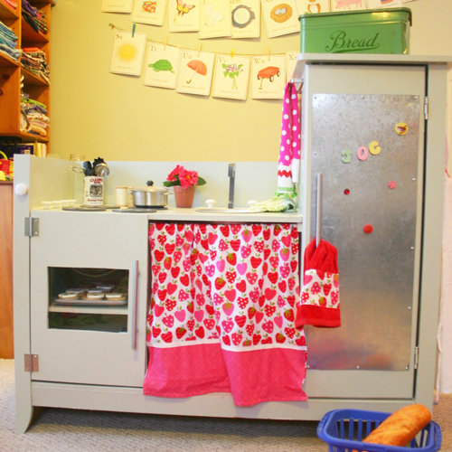 How to Repurpose Your Changing Table