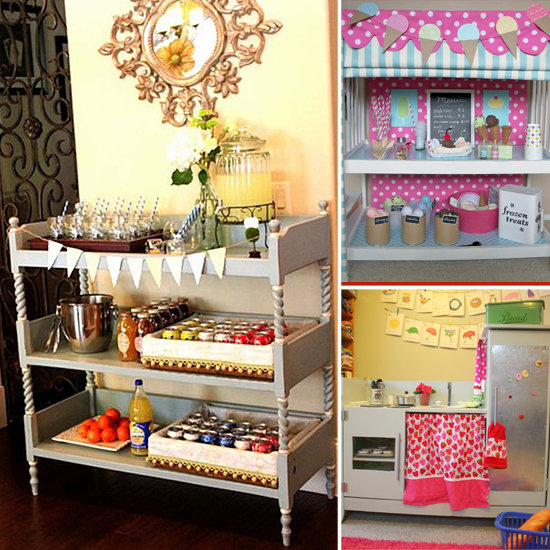 5 Inspired Ideas For Repurposing Your Changing Table