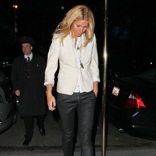 Gwyneth Paltrow Horn Necklace