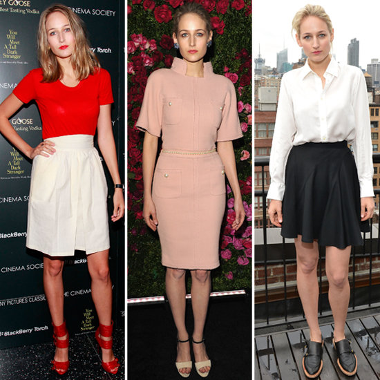 A Look at Leelee Sobieski's Tailored, Fashion-Forward Style