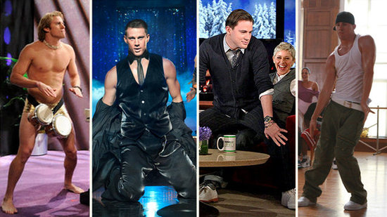 Video: Channing Tatum's Hot and Hilarious Dance Moves in Honor of His Birthday!