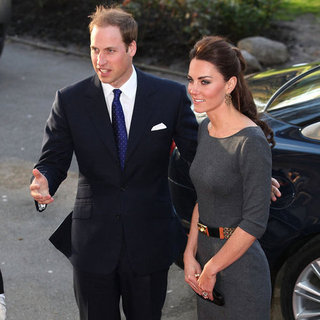 Kate Middleton & Prince William Imperial War Museum Pictures