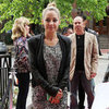 Nicole Richie at Jean Store in Boston Pictures