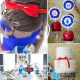 The Fairest of Them All! A Royal Snow White Birthday Affair