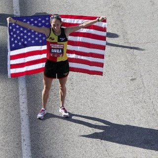 Marathoner Desiree Davila on Making the 2012 Olympic Team