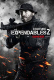 Randy Couture as Toll Road in The Expendables 2.