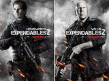 See Liam Hemsworth and All 12 Stars of The Expendables 2 in Character Posters