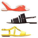 Twenty flat out sunny sandal finds you should know about (and snag) right about now.
