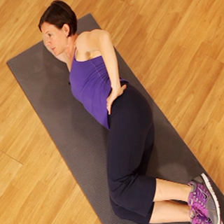 Outer Thigh Exercise: The Clam