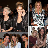 Look Back at Front Row Celebrities at Australian Fashion Week