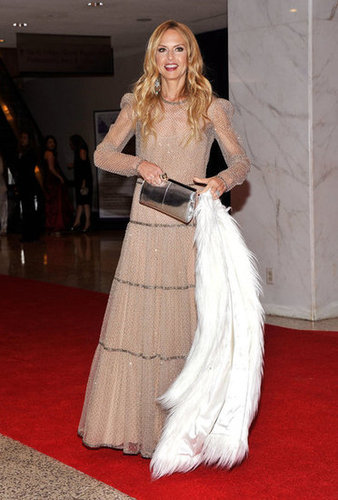 Rachel Zoe looked stylish as always at the White House Correspondant's Dinner.