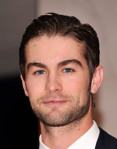 Chace Crawford looked handsome as ever at the White House Correspondant's Dinner.