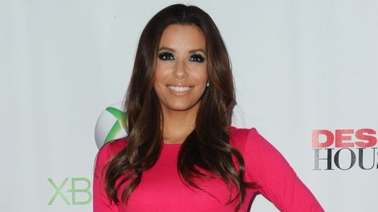 Video: Eva Longoria Chills With Eduardo Cruz . . . and Josh Hutcherson!