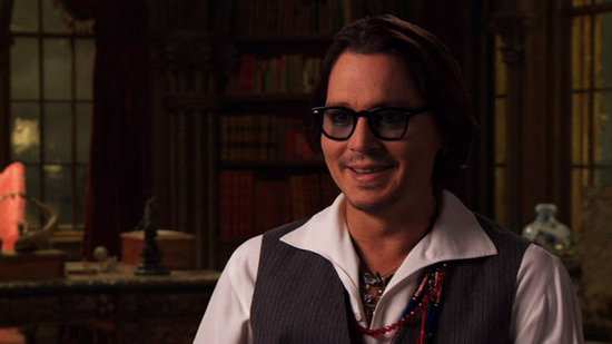 "Video: Johnny Depp Reminisces About the ""Absurd"" '70s"