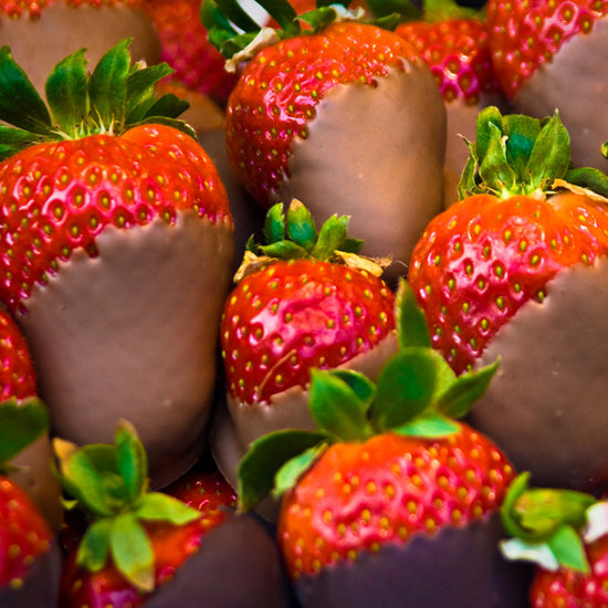 Make Chocolate-Covered Strawberries