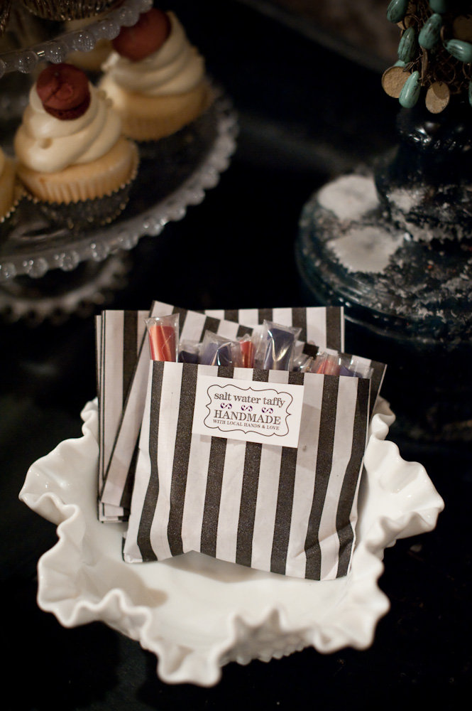 Charming Taffy Favors