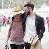 Sienna Miller Pregnant Pictures With Tom Sturridge in Italy