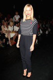 Lara Bingle at Maticevski