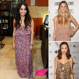 Celebs, Especially Vanessa Hudgens, Love Blu Moon's Flowy Prints