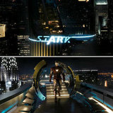 Stark Tower Penthouse