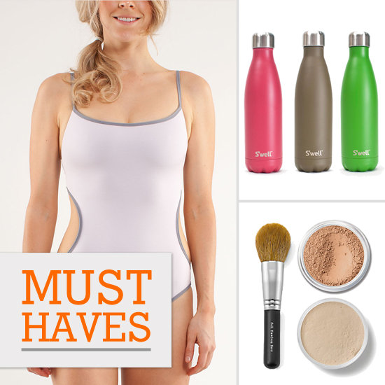 Fit For May: Must Haves