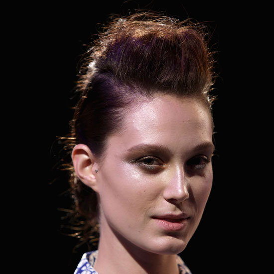 2012 MBFWA: Mohican Braids at Whitney Eve & We