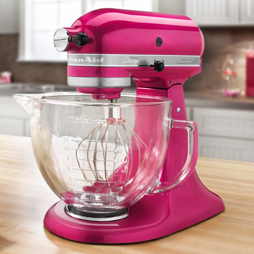 "KitchenAid ""Cook For the Cure"" Stand Mixer"