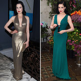 Dita Von Teese Makes a Strong Case For Plunging Gowns — Shop Our Favorites