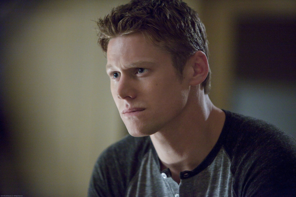 Zach Roerig in The Vampire Diaries.