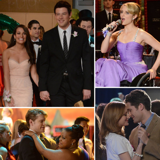 Get a Peek at Prom Night on Glee!