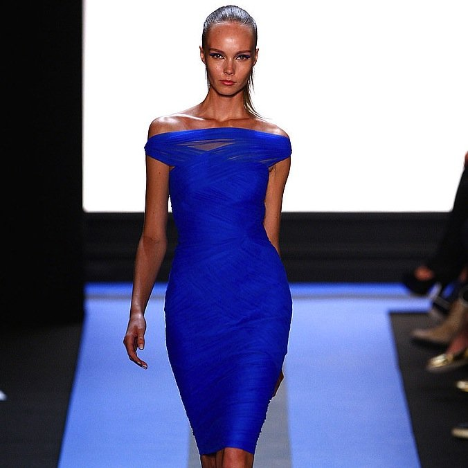 Best Blue Clothes For Spring 2012