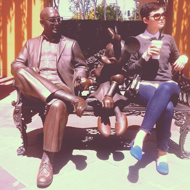 Waiting With Walt