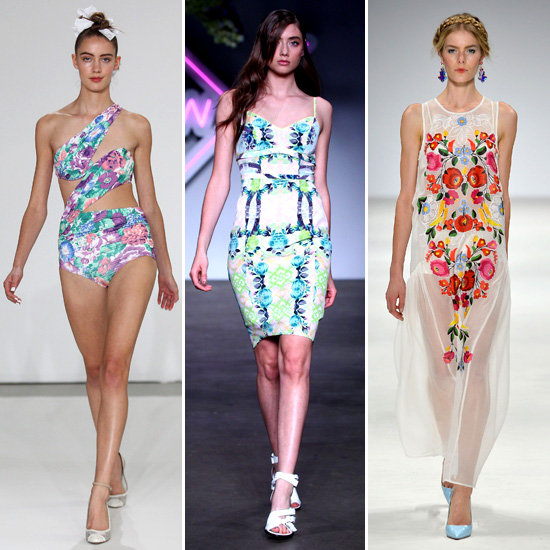 Australian Fashion Week Spring 2012 Pictures