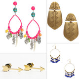 Accent Your Cinco de Mayo Outfit With Cool Statement Earrings — 50 Pairs Under $50!