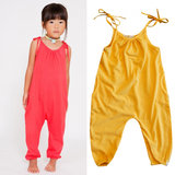 Go Gently Organic Cotton Jumpsuit ($52)