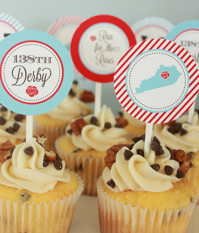 Derby Cupcakes