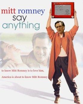mitt romney crazy