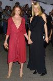 Gwyneth Paltrow and Stella McCartney —2001